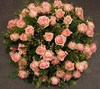 NR 30 Gerbe in rozen prijs 75 euro