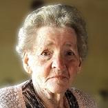 Margriet De Leener geboren te OLV-Lombeek op 9 april 1927 overleden te Pamel op 22 februari 2018