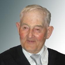 Rufin Stevens geboren te Pamel op 4 januari 1926 overleden op 23 oktober 2018