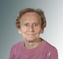 Jeannette Wauters geboren te Pamel op 14 april 1926 overleden te Pamel op 3 december 2018