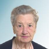 Ivonne Van Der Kelen geboren te Pamel op 10 oktober 1929 overleden te Aalst op 10 februari 2019