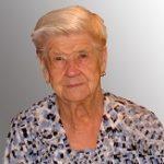Fideline Segers geboren te Pamel op 2 november 1925 overleden te Pamel op 21 maart 2019