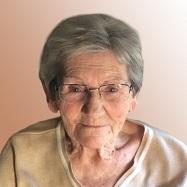 Jeanine Pauwels geboren te Pamel op 19 maart 1932 overleden te Roosdaal op 8 maart 2019