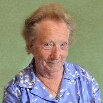 Maria Van Londersele geboren te Pamel op 18 juni 1931 overleden te Gooik op 8 mei 2019