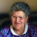 Anna Vanden Houwe geboren te Pamel op 7 december 1933 overleden te Heikruis op 16 oktober 2019