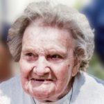 Celestine Steppe geboren te Denderleeuw op 7 september 1931 overleden te Aalst op 24 januari 2020