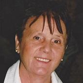 Christiane Meert geboren te Aalst op 23 februari 1941 overleden te Aalst op 16 januari 2020