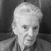 Léa Scauflaire geboren te Genk op 13 juni 1928 overleden te Meise op 26 februari 2020