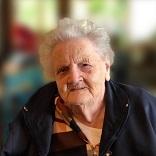 Bertha De Bot geboren te Itterbeek op 12 juni 1923 overleden te Anderlecht op 13 april 2020