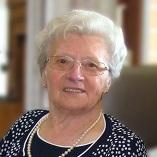 Marie-Jeanne Van Saene geboren te Meerbeke op 14 juni 1933 overleden te Meerbeke op 21 april 2020