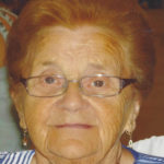 Jeanette De Doncker geboren te Pamel op 27 juni 1928 overleden te Roosdaal op 21 mei 2020
