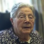 Maria De Luyck geboren te Liedekerke op 21 augustus 1926 overleden te Roosdaal op 10 augustus 2020