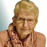 Regina Van Daele geboren te Tielt op 12 november 1943 overleden te Jette op 10 juni 2021