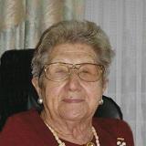 Emilienne De Ro geboren te Pamel op 21 oktober 1921 overleden te Roosdaal op 26 augustus 2021