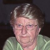 Elza D'Hoe geboren te Pamel op 13 januari 1924 overleden te Aalst op 26 augustus 2021