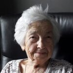 Simonne Ots geboren te Pamel op 4 mei 1931 overleden te Pamel op 23 september 2021