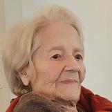 Romaine Bertels geboren te Sint-Truiden op 18 oktober 1930 overleden te Pepingen op 7 oktober 2021